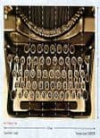 Steampunk Wall Mural Typewriter Small G45256 By Galerie