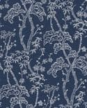 Mistral East West StyleWallpaper Bonsai 2764-24350By A Street Prints For Brewster Fine Decor