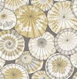 Mistral East West StyleWallpaper Mikado 2764-24358 By A Street Prints For Brewster Fine Decor