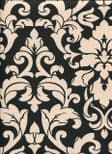 Stripes & Damasks 2 Wallpaper SD36118 By Norwall For Galerie