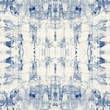 Sumi-e Digital Print Panel Symmetry Blue 30627 By BN Wallcoverings For Galerie