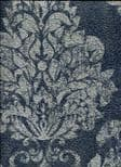Toscani Wallpaper Giorgio Navy/Gold  35691 By Holden Decor For Colemans