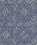 Vintage Wallpaper 6337-08 By Erismann Wallcoverings