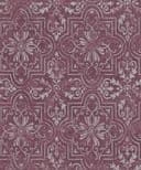 Vintage Wallpaper 6337-16 By Erismann Wallcoverings