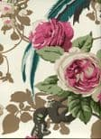Wunderkammer Dutch Design Wallpaper 346-347 475 OR 346-347475 By Origin Life For Today Interiors