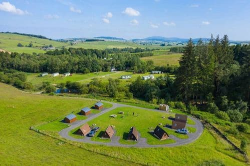 Barnsoul Caravan Park Dumfries and Galloway