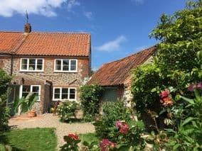 Beautiful Dog Friendly Holiday Cottage Sheringham Norfolk