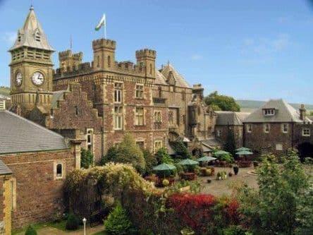 Craig Y Nos Castle Hotel South Wales