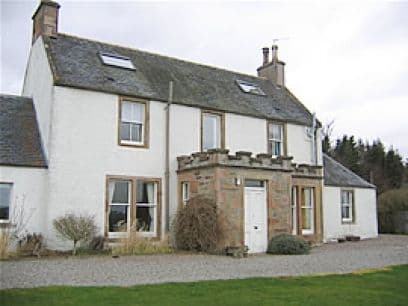 Dingwall dog-friendly cottages Ross-shire