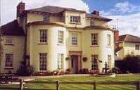 Edderton Hall Country House B&B Powys