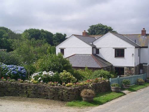 Homestead Farm Bed & Breakfast Perranporth, Cornwall