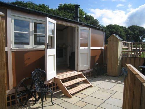 Hut and Hound Accommodation St Austell, Cornwall