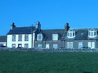 Innisfree Cottage Isle of Whithorn Scotland