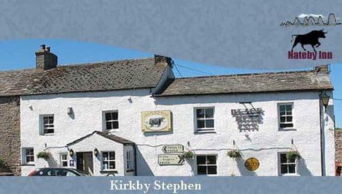 Nateby Inn Bed & Breakfast Cumbria Lake District