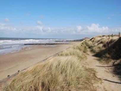 Beachscape Dog Friendly Accommodation Bacton, Norfolk Coastal Holidays