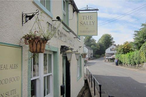 Salutation Inn Bed & Breakfast nr Keswick Cumbria