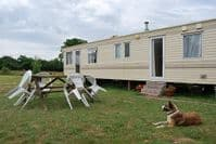 Self-Catering Holiday Caravan Tiverton Devon - Sleeps 6