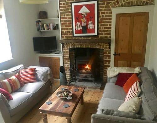 Sevena Cottage Winterton-on-Sea Norfolk