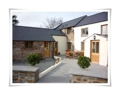 Slate Mill Lodge Bed and Breakfast Pembrokeshire