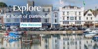 The Royal Castle Hotel in Dartmouth Devon