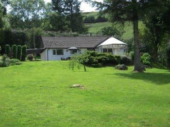 Ty Gwyn Cottage Accommodation Llangadfan Powys