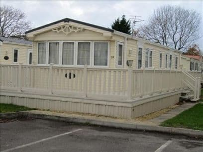 Willerby Westmoreland Caravan Hampshire, New Forest