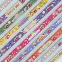 Lucky stars, Assorted colours, 1cm x 24.5cm, 80 sheets, (CH260)