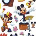 Mickey and Minnie window stickers (JDC159)