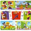 Mickey and Minnie window stickers (JDC353)