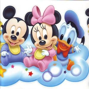Mickey mouse window stickers (JDC305)