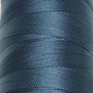 Polyester embroidery thread, Light blue, approximately 1500m, (FYX0064)