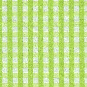 Shoyu patterned textured paper, Bright green, white, 64cm x 64cm, 60 gsm, 1 sheet, (HKY007)