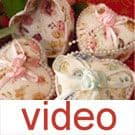 Videos of Heart shaped gift box