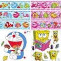 Window stickers Sets, 4 sheets, [001JDC0010]