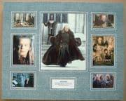 John Noble Signed Lord Of The Rings Photo Display Set - Denethor #2