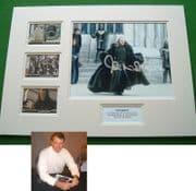 John Noble Signed Lord Of The Rings Photo Display Set - Denethor #4
