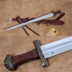 10th/11th Century - Viking Sword & Sheath