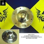 15cm - 14 Gauge Shield Boss