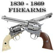 1830 - 1869 Replica Firearms