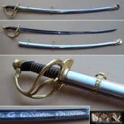 1860 Heavy Cavalry Officers Sabre