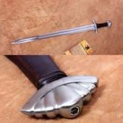 5 Lobe Viking WMA Re-Enactment Sword
