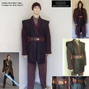 Anakin Skywalker Costume Set - Size Large Only