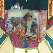 Aragorn Deluxe Horse And Rider Set