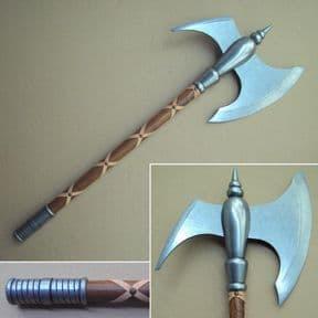 Barbarian Warrior Axe