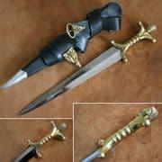 Celtic Anthropomorphic Sword & Sheath