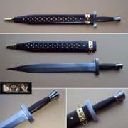 Classic Greek Hoplite Sword & Scabbard