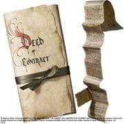 Contract Of Bilbo Baggins