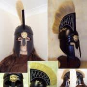 Corinthian Royal Spartan Helmet - 16 Gauge