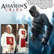Crusader Priest Robe