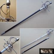 Deschaux Rapier Sword & Scabbard